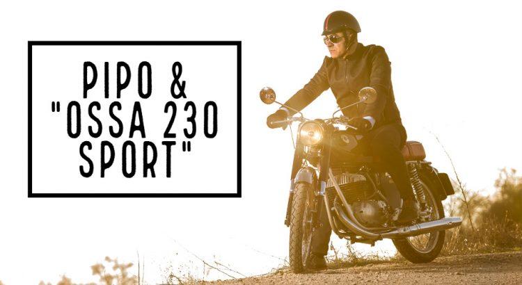 OSSA 230 SPORT
